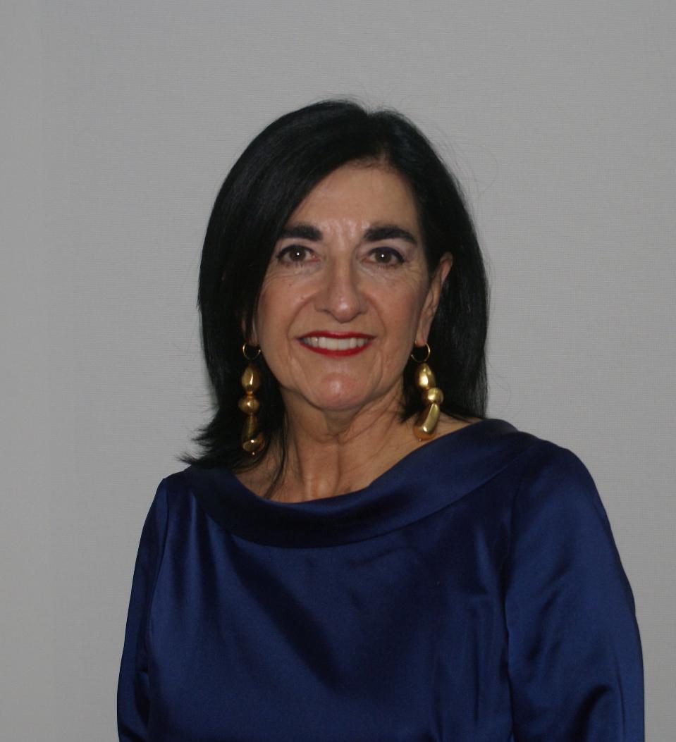 Presidenta del Colegio de Enfermería de Cáceres