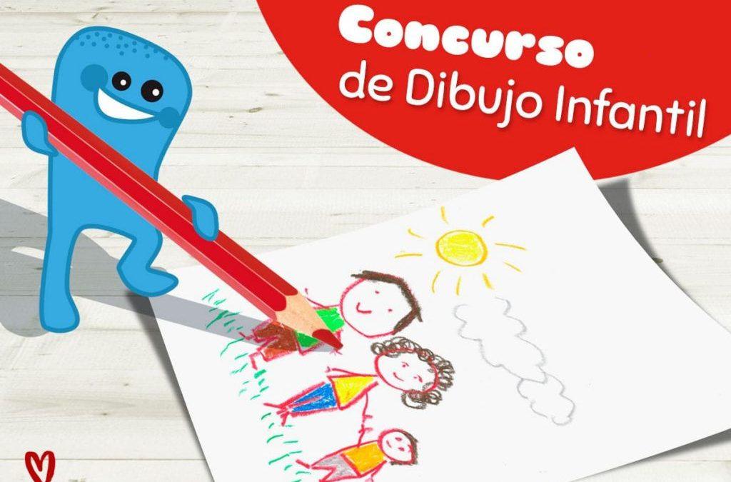 Concurso dibujo infantil Centenario Colegio Enfermería Cáceres