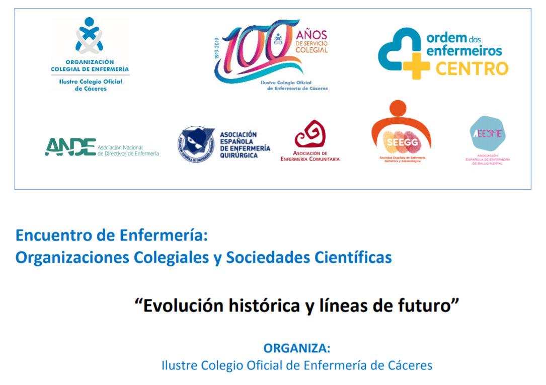 Programa Organizaciones Colegiales y Sociedades Científicas