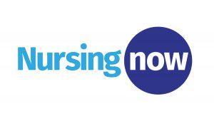 Nursing Now logo