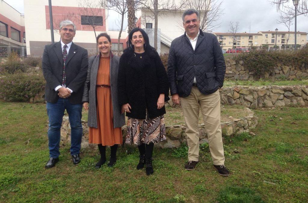 La Ciudad de Coria dedicará un Parque a las Enfermeras y Matronas